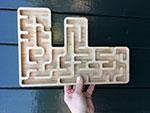 CNC Cutting - Hardwood