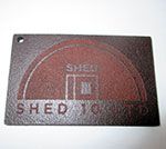 Laser Cutting - Leather