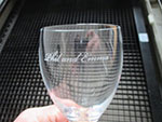 Laser Engraving - Glass