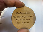 Laser Engraving - MDF & Wood