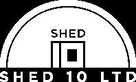 SHED 10 Logo